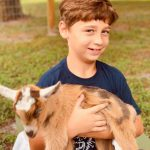 Goat Yoga is perfect for birthday parties or ANY event that you want to be FUN!