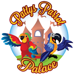 Patty's Parrot Palace (logo)